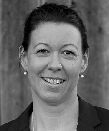 Mitarbeiterin Stefanie Albrecht