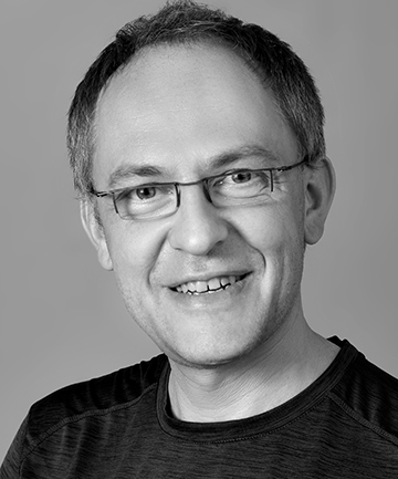 Werkstudent Sven Kruit